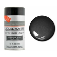 Model Master Spray Black