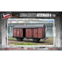 Thunder Models 1/35 German G1 Guterwagen Rail Car Plastic Kit