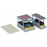 Tomytec Scenery collection 125 Subway entrance