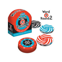 ThinkFun - Word A Round 2 Game