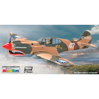 Top Flite Giant P-40 Warhawk RC Plane, ARF, TOP-A0705