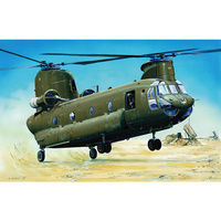 Trumpeter 01622 1/72 CH-47D CHINOOK *AUS DECAL*