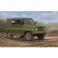 Trumpeter 1/35 Soviet UAZ-469 All Terrain Vehicle