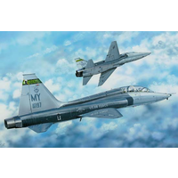 Trumpeter 02876 1/48 US T-38C Talon II Plastic Model Kit