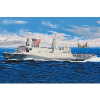 Trumpeter 1/350 USS New York (LPD-21) - Re-Edition Plastic Model Kit 05616