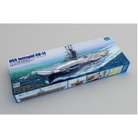 Trumpeter 1/350 USS Intrepid CV-11 - Re-Edition Plastic Model Kit 05618