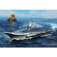 Trumpeter 1/700 PLA Navy type 002 Aircraft Carrier 06725 Plastic Model Kit