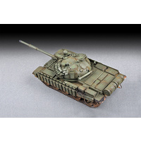 Trumpeter 1/72 Russian T-62 ERA (Mod.1972) 07149 Plastic Model Kit
