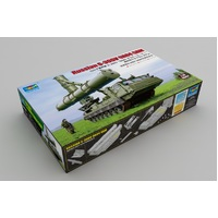 Trumpeter 09520 1/35 Russian S-300V 9A84 SAM Plastic Model Kit