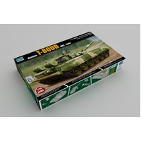 Trumpeter 1/35 Russian T-80UD MBT - Early Plastic Model Kit 09581