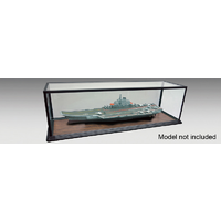 Trumpeter Glass Display Case 1250x340x385mm