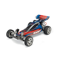 Traxxas 1/10 Bandit Extreme XL-5 Sports 2WD Off Road Buggy RTR (Blue)