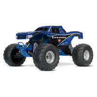Traxxas 1/10 Bigfoot 2WD RTR Monster Truck w/ TQ System (Blue)