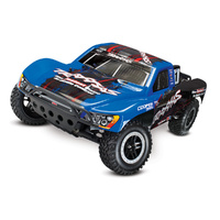 Traxxas 1/10 Slash 2WD VXL 2WD Short Course Truck Blue