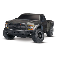 Traxxas 1/10 2017 F-150 Ford Raptor 2WD Electric Truck RTR (Black)