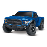 Traxxas 1/10 2017 F-150 Ford Raptor 4WD Electric Truck RTR (Blue)