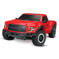 Traxxas 1/10 2017 F-150 Ford Raptor 2WD Electric Truck RTR (Red)