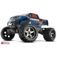 Traxxas 1/10 Stampede VXL RTR Monster Truck (Blue)