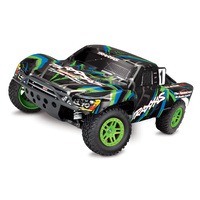 Traxxas 1/10 Slash 4WD RTR Short Course RC Truck (Green)