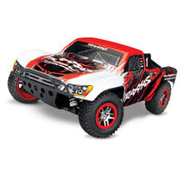 Traxxas 1/10 Slash 4WD Brushless Short Course Truck RTR w/TSM (Red)