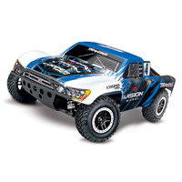 Traxxas 1/10 Slash 4WD Brushless Short Course Truck RTR w/TSM (Vision)