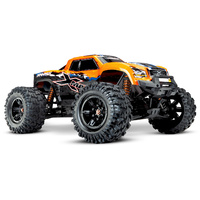 Traxxas 1/8 X-Maxx VXL-8S Brushless Monster Truck w/ TSM Orange X