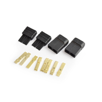 Tornado RC Traxxas Compatible Plug Male & Female 2 Pairs
