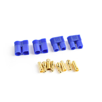 Tornado RC EC3 3.5 Plug Male & Female 2 Pairs