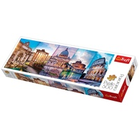 Trefl 500pc Panorama, Italian Travels Jigsaw Puzzle