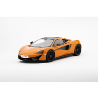 Topspeed 1/18 Mclaren 570s Orange-Limited Edition