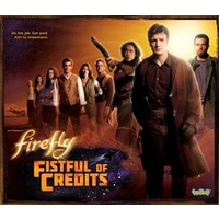 Firefly - Fistful Of Credits Board Game