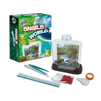 Wild Science Snail World Science Kit 040546