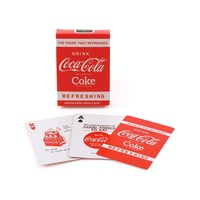 Bicycle Poker Coca-Cola