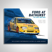 Authentic Collectables V8 Sleuth Ford At Bathurst - The Cars: 1963-2018 Book