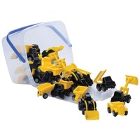 Viking Toys - Mini Chubbies Bucket Construction 20pcs