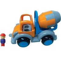 Viking Toys - Jumbo Cement Truck with 1 Figure