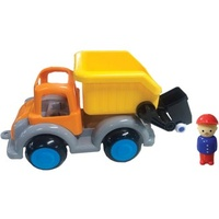Viking Toys - Jumbo Garbage Truck with 1 Figure