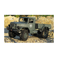 1/16 Scale Military Low Tray Rock Crawler - Ready to Run