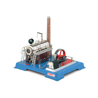 Wilesco 00020 D 20 Steam Engine