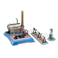 Wilesco D165 Super Saver Pack Steam Engine