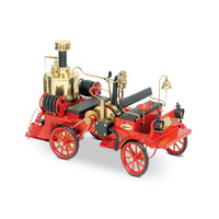 Wilesco 00305 D 305 Steamdriven Fire Engine