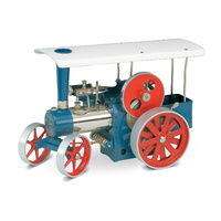 Wilesco D405 Steam Traction Engine W00405
