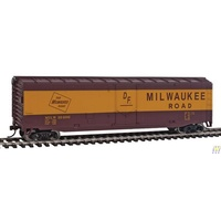 Walthers HO Trainline Box Car Milw #8491