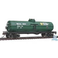Walthers HO TrainLine Tank Car BCOL