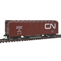Walthers HO Trainline Track Cleaning Car CN