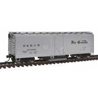 Walthers HO Trainline Track Cleaning Box Car DRGW