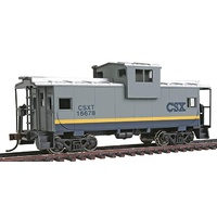 Walthers HO TrainLine Wide Vision Caboose CSX