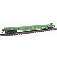 Walthers HO Trainline 50' Flat Car BN