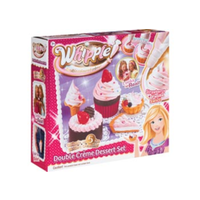 Whipple Double Creme Set- Strawberry and Vanilla WH78159