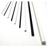 Windspeed 4mm Fibreglass Rod
